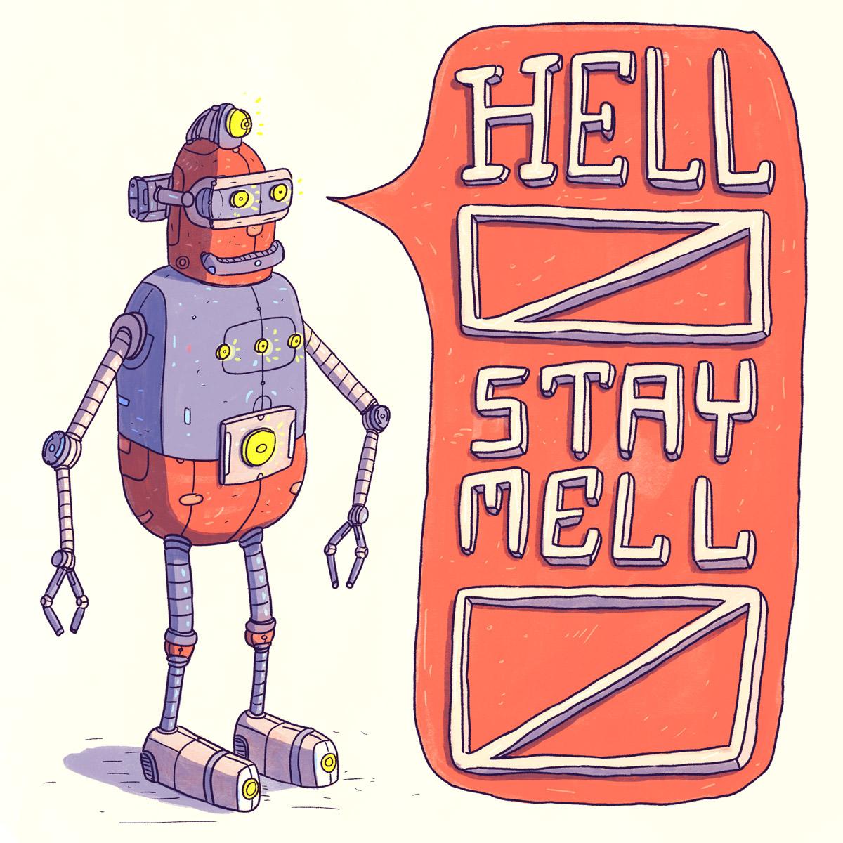 TuesdayRobot
