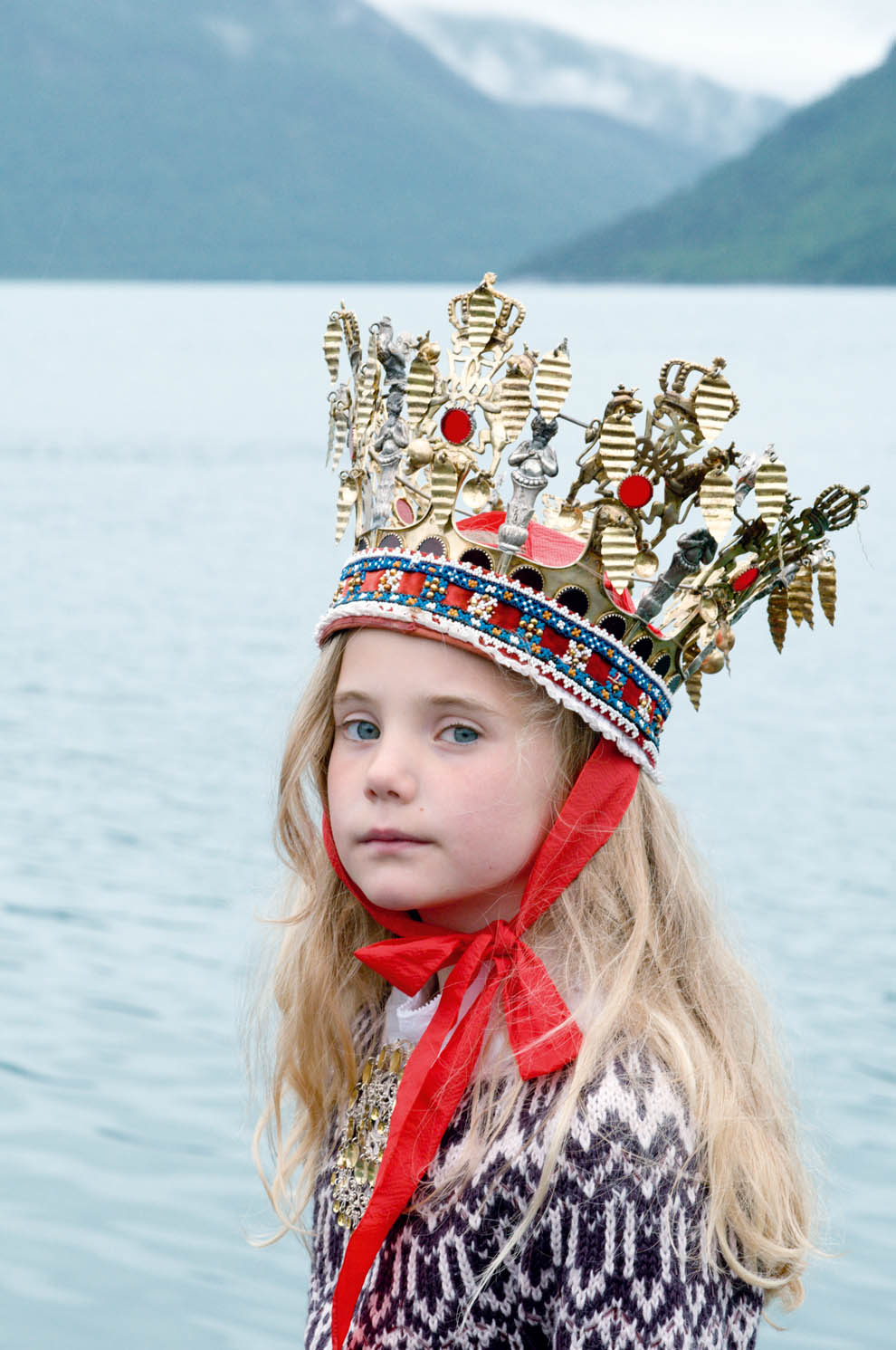 Norwegian child
