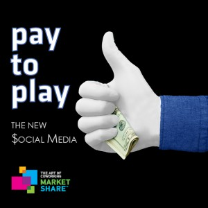 Join us Wednesday, February 10th for our MarketShare Meetup: Pay to Play - The New Social Media. Click for details