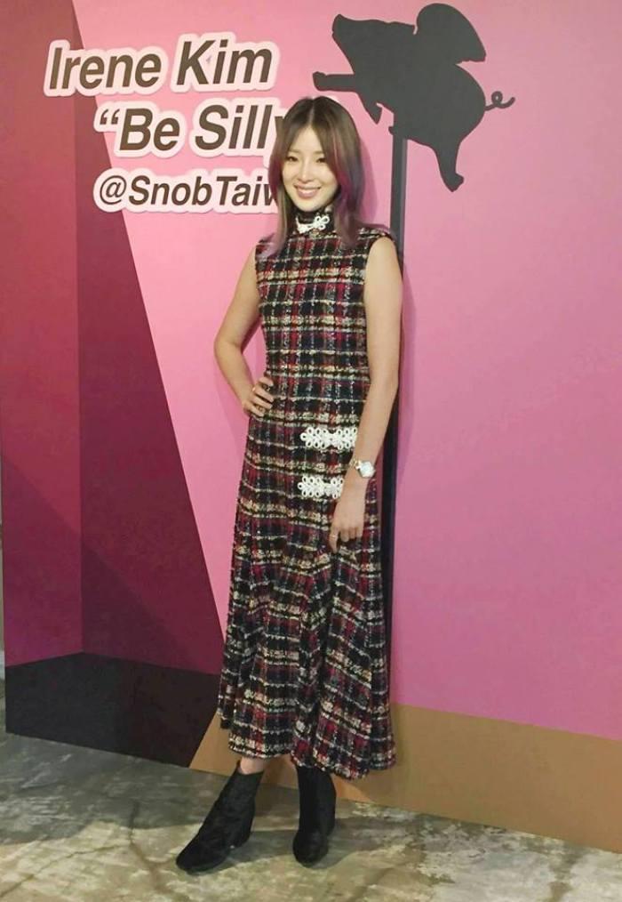 Irene Kim受Snob之邀首次抵台!