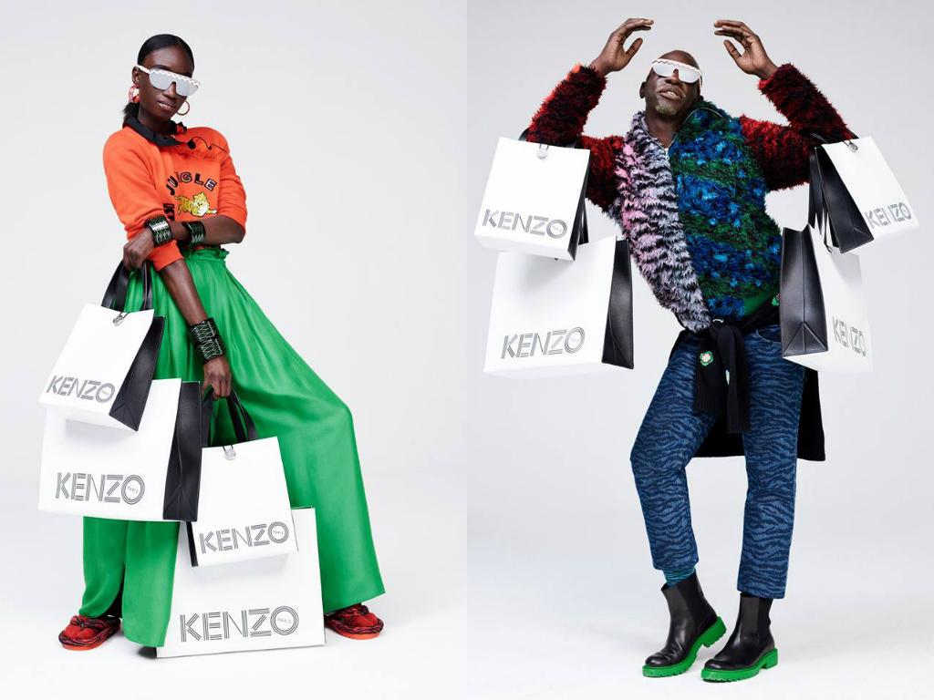 Kenzo x H&M 6