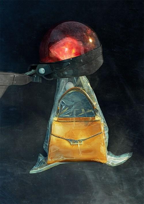 GIVENCHY 沙漠棕中型MYSTIC手袋