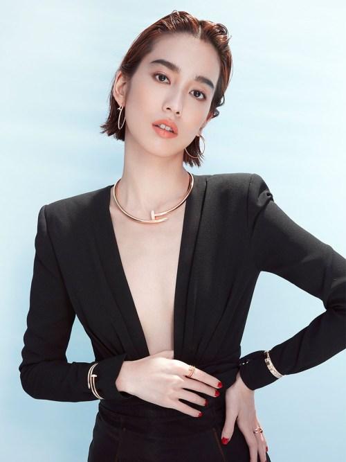 Cartier 陳庭妮 品牌大使