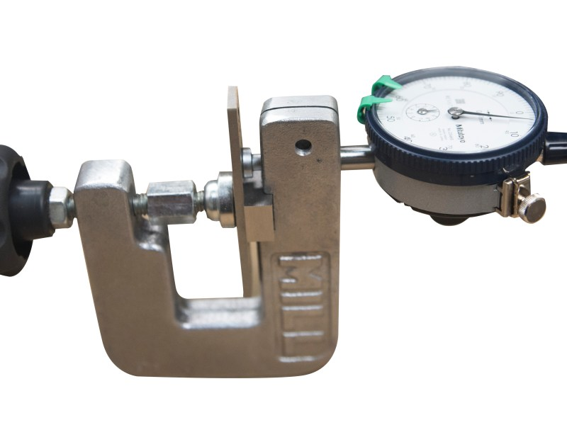 Setting Measure Gauge