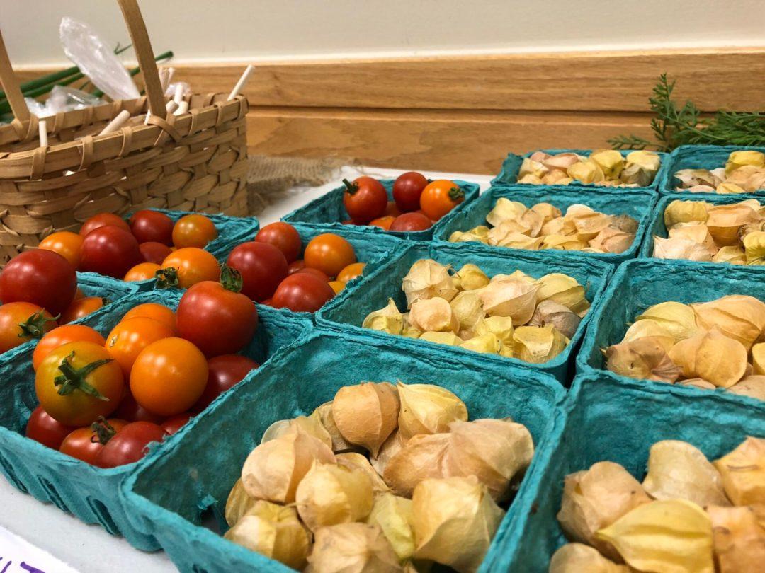 Fresh Mill City Grows produce