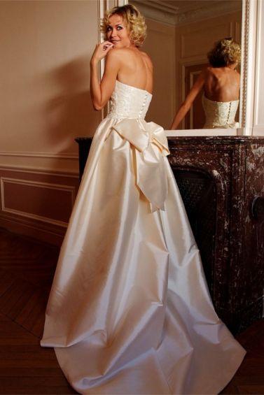 robe de mariee mariage creation francoise zaremba robe