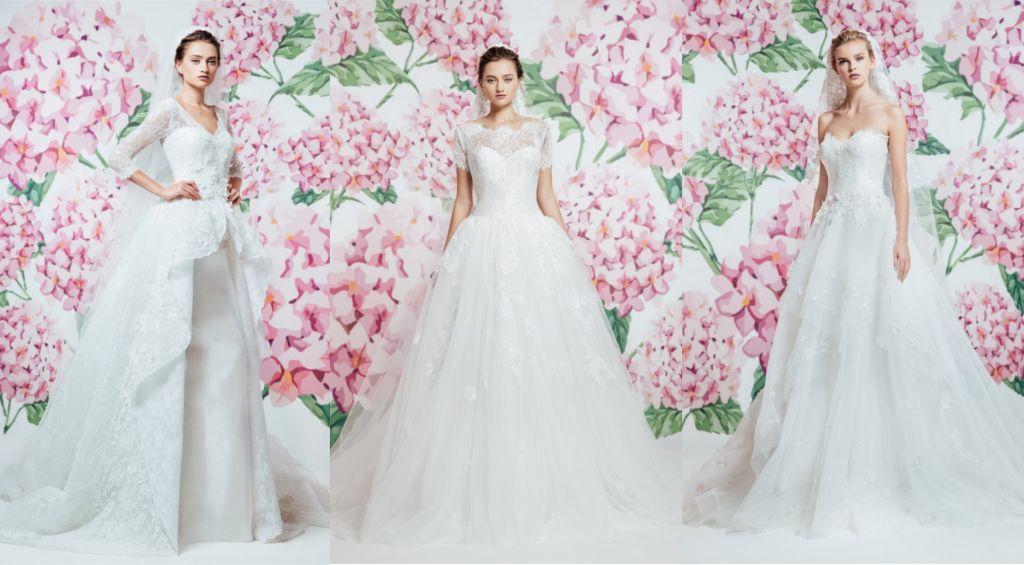 ROBE DE MARIÉE – GEORGES HOBEIKA – HAUTE COUTURE BRIDAL 2017