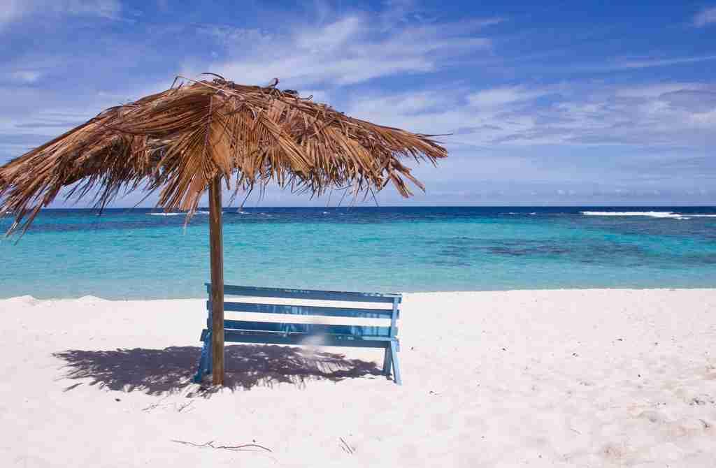 early retirement beach