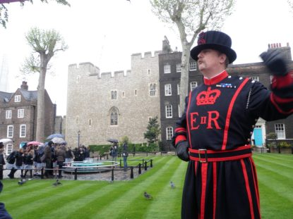 The Tower of London: Site of the ORIGINAL Game of Thrones.