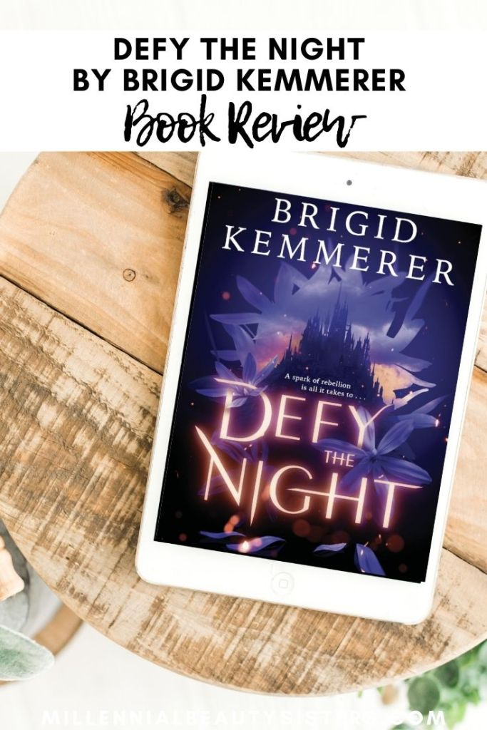 """When I hear that Brigid Kemmerer is releasing a new fantasy series or anything else for that matter, I just hold out my credit card and yell """"sign me up for two"""". Defy The Night is that new series and it did not disappoint."""