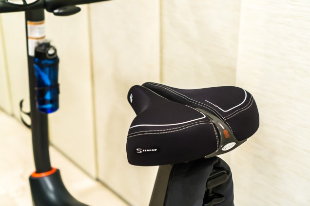 If soreness after riding is the main thing keeping you from using your upright bike more often, then this upgraded gel seat is definitely an accessory worth having.