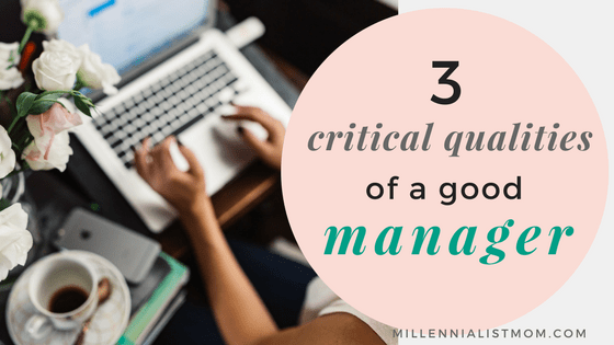 What You Need To Be A Manager