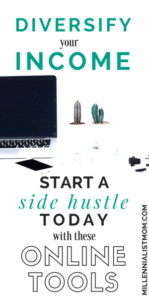 Diversify your income and start a side hustle today with these online tools