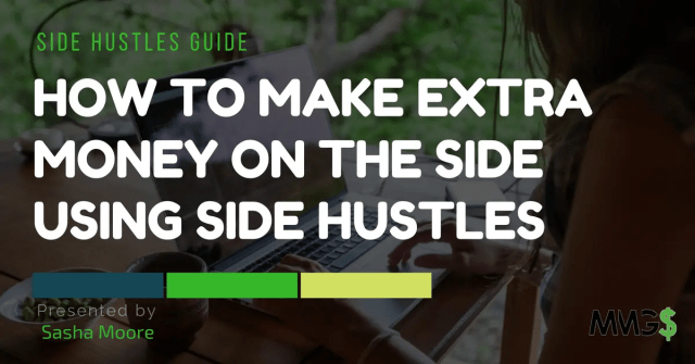 how to make extra money on the side