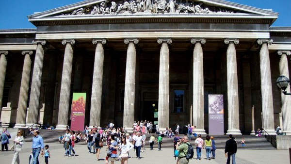 London, UK, United Kingdom, British Museum, Travel