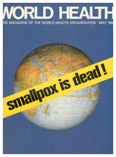 World Health, mai 1980. Foto: http://www.museumofhealthcare.ca