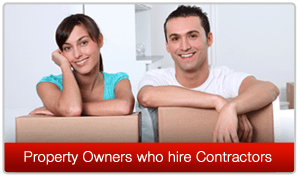 Property Owners who hire Contractors