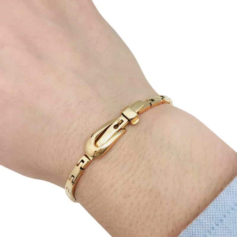 Yellow gold Cartier bracelet   belt  bracelet  180 mm Yellow gold Cartier bracelet