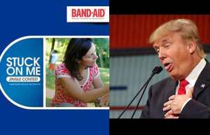 What Band-Aid and Donald Trump Can Teach Us About Building A Brand