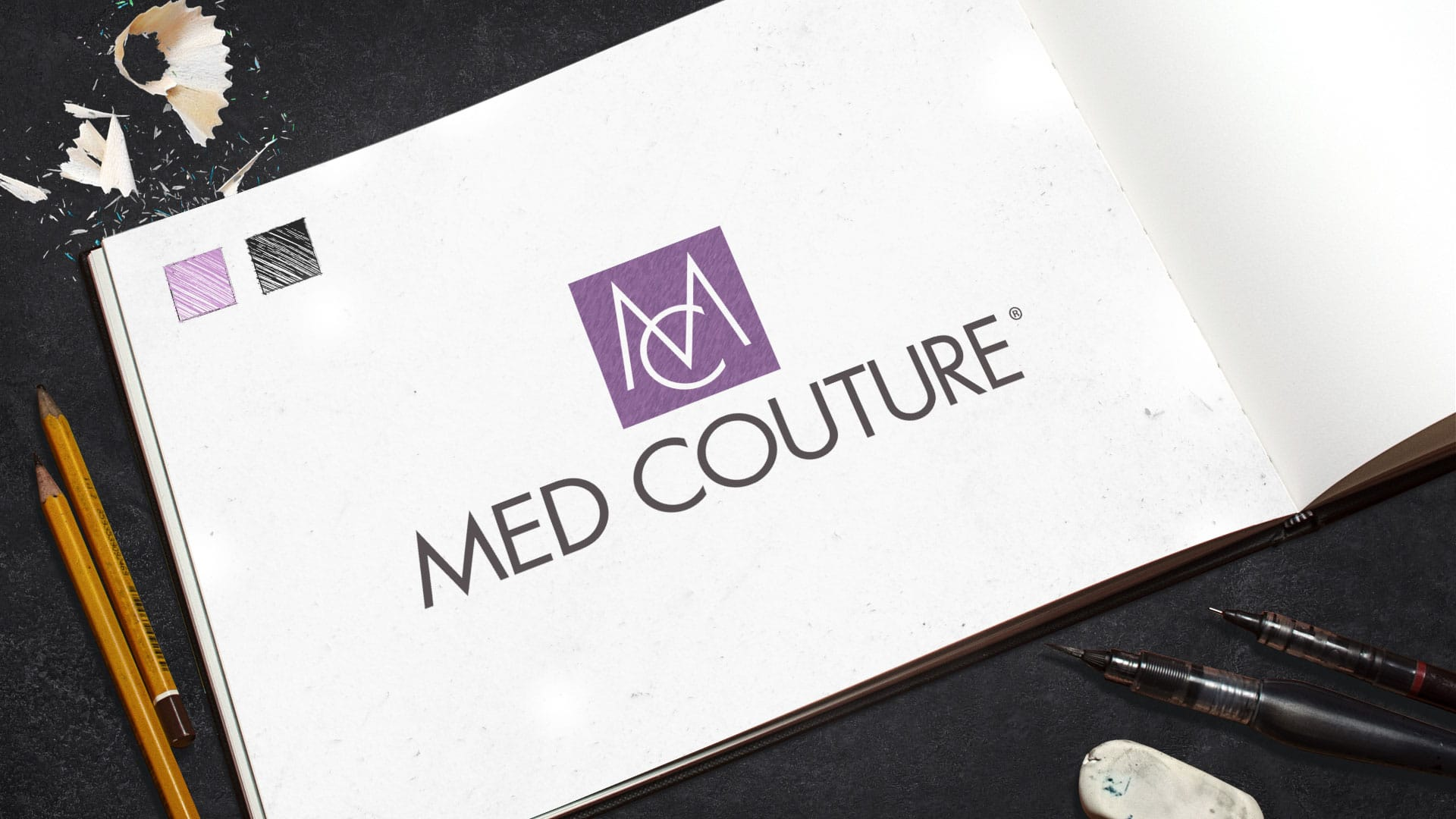 Logo Design: Med Couture