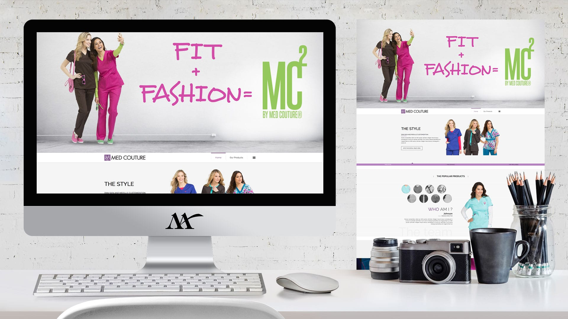 Website: Med Couture