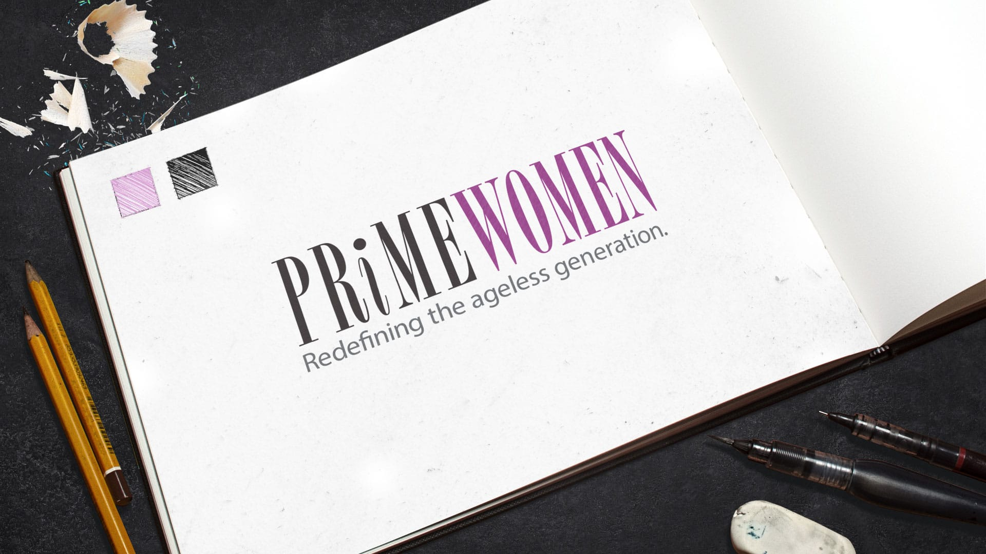 Logo Design: Prime Women
