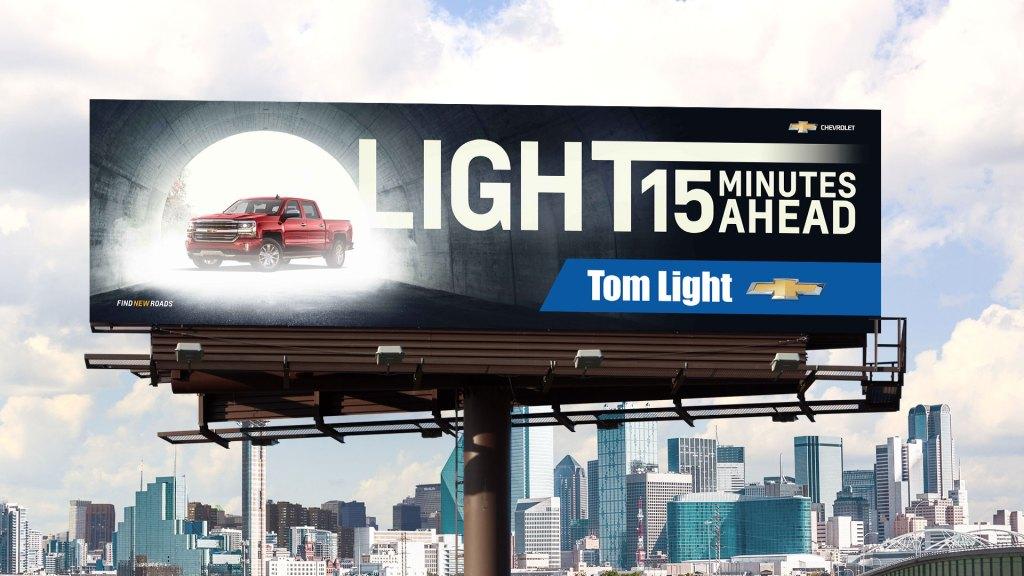 Tom Light Billboard