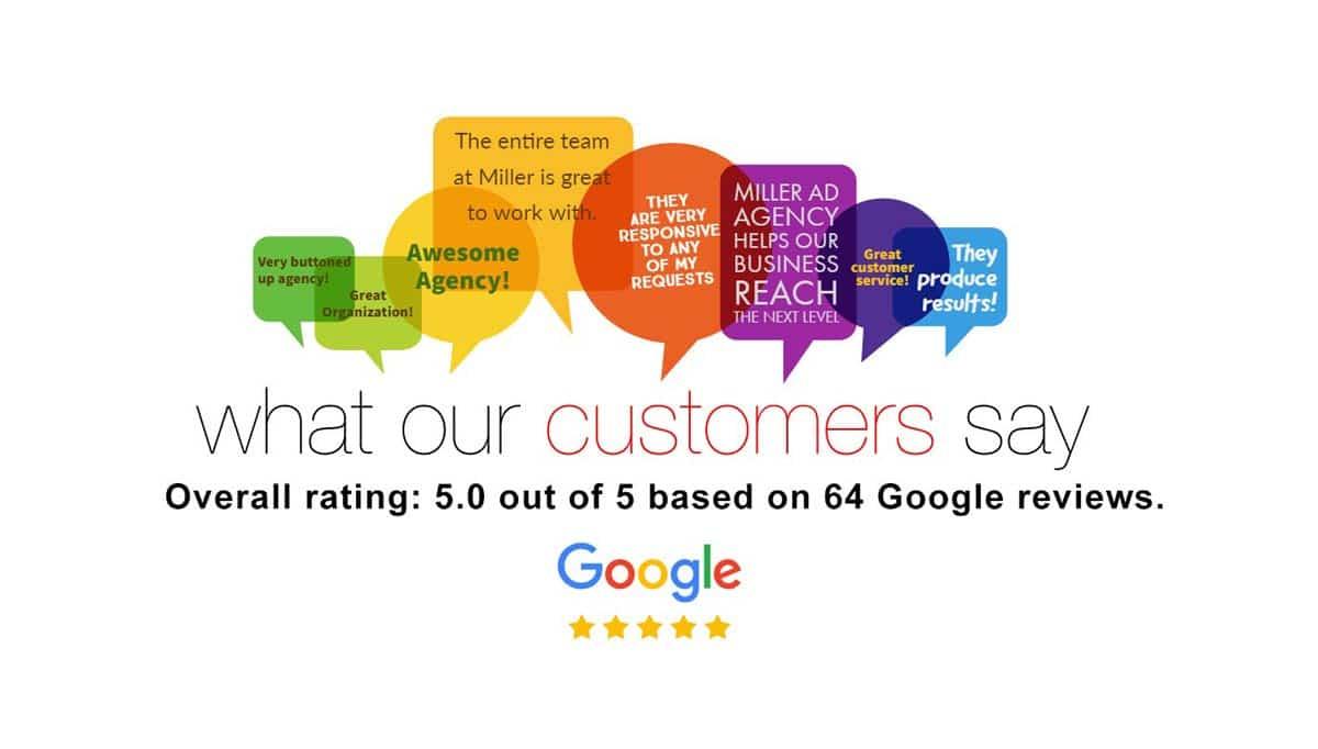 Dallas Advertising Agency | Miller Ad Agency | Google Partners