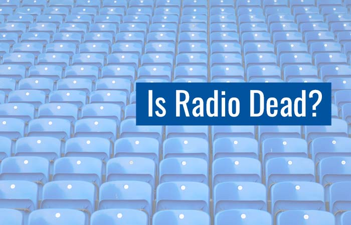miller blog is radio dead