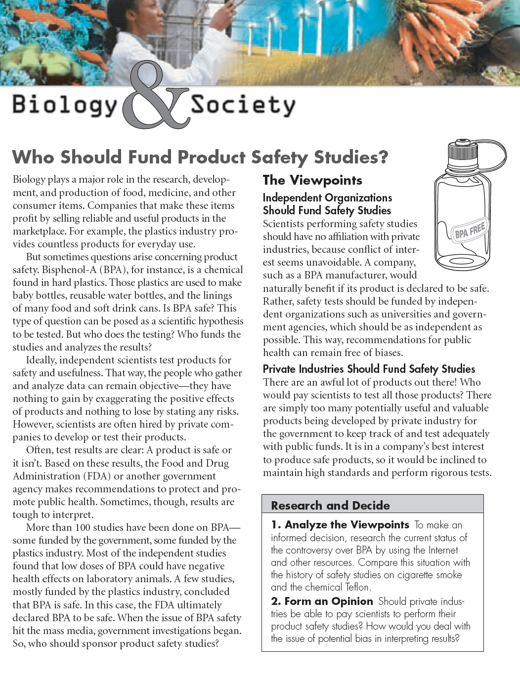 Miller And Levine Biology Workbook Answers Chapter 1 16