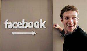 Fondateur de Facebook: Mark Zuckerberg