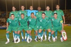 Equipe marocaine de foot ball