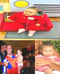 Karim Ziani et sa fille Lina1