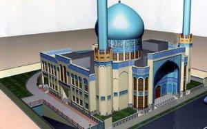 grande mosquée au Danemark