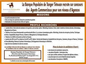 Banque Populaire à Tanger - Tetouan