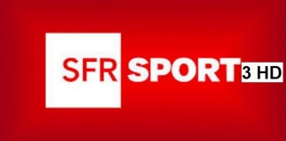 SFR Sport 3 HD sur Astra