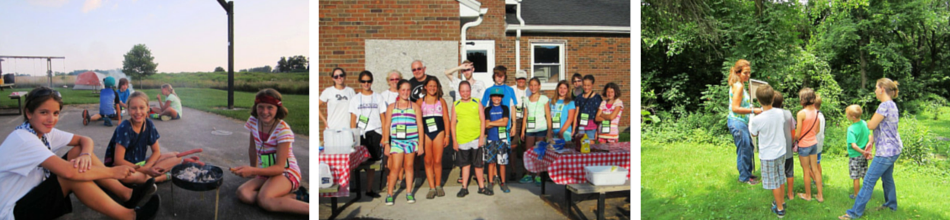 Nature Camp at Put-in-Bay Ohio ages 11-14