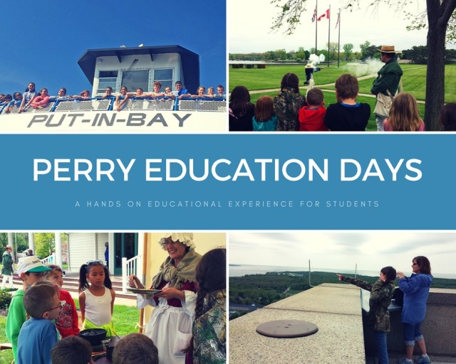Perry Education Days at Put-in-Bay