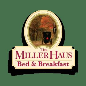 The Miller Haus Bed & Breakfast logo