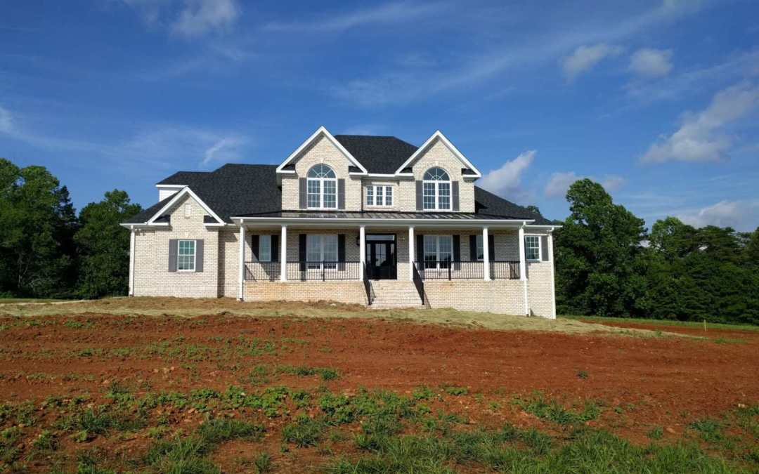 Custom Home- Appomattox, VA -Completed 2016