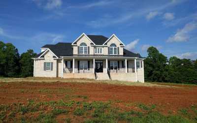 Custom Home- Appomattox, VA -Completed 2016