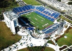 FAU Stadium Aerial