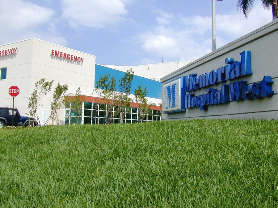 Memorial Hospital West - ER Expansion