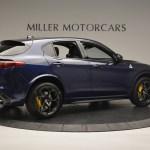 New 2018 Alfa Romeo Stelvio Quadrifoglio For Sale Miller Motorcars Stock L435