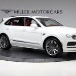 New 2020 Bentley Bentayga Speed For Sale Miller Motorcars Stock B1473