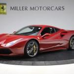 Pre Owned 2019 Ferrari 488 Gtb For Sale Miller Motorcars Stock F1998b