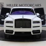 New 2020 Rolls Royce Cullinan Black Badge For Sale Miller Motorcars Stock R550