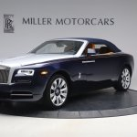 Pre Owned 2017 Rolls Royce Dawn For Sale Miller Motorcars Stock 7855