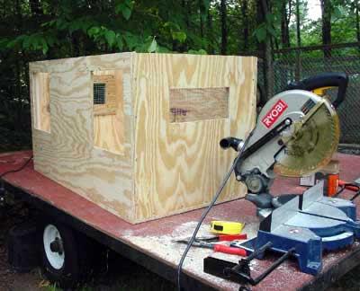 Dog Box Building Plans