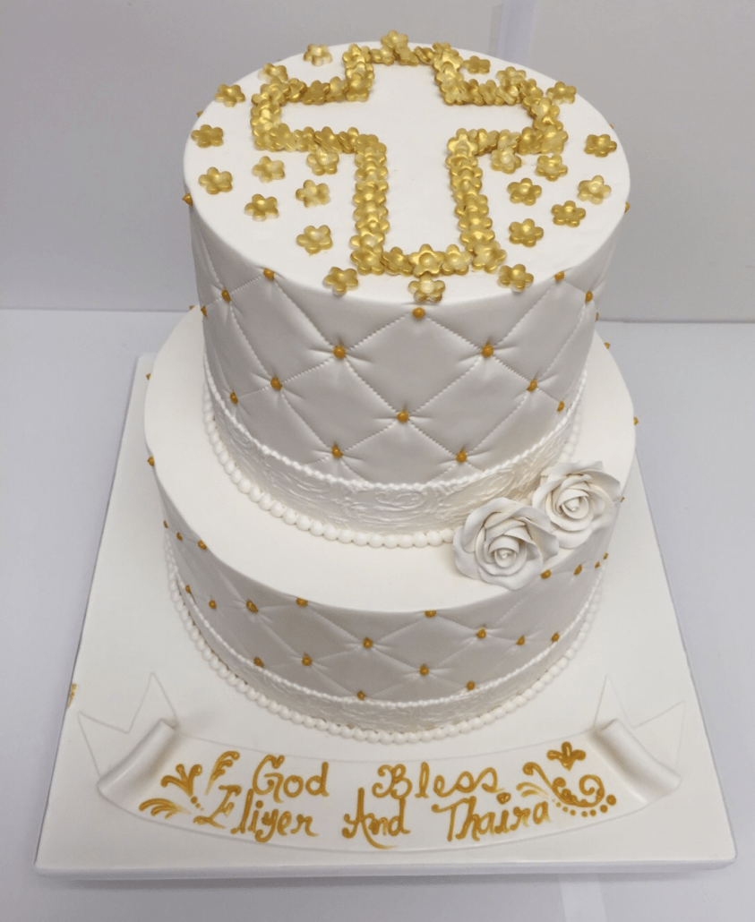 Custom Communion And Baptism Cakes Millers Bakery